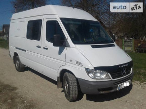 Продажа Mercedes-Benz Sprinter за $9 500, г.Дунаевцы