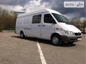 Продажа Mercedes-Benz Sprinter за $11 500, г.Ровно