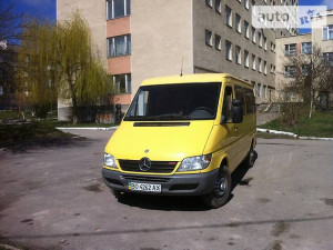 Продажа Mercedes-Benz Sprinter за $9 999, г.Тернополь