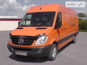 Продажа Mercedes-Benz Sprinter за $12 500