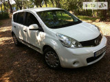 Nissan Note 1.6i                                            2013