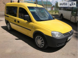 Opel Combo пасс.                               cng                                             2008