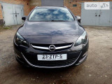 Opel Astra COSMO_SPORTS TAURER                                             2013