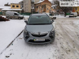 Opel Zafira 1.4 Turbo                                            2012
