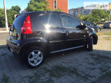 Peugeot 107 black and silver                                            2012