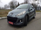 Peugeot 207 limited                                            2012