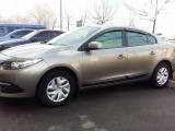 Renault Fluence 1.5 DCI AT                                            2014