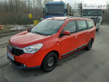 Renault Lodgy 1.5D 7 person                                            2012
