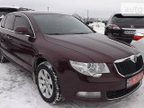Skoda Superb New                               1.8L                                            2009