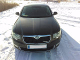 Skoda Superb New                               GREENLINE                                            2012