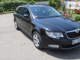 Skoda Superb 2.0 TDI                                            2011