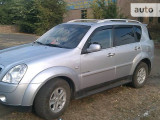 SsangYong Rexton II 2.7XDI DELUX                                            2009