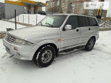 SsangYong Musso 2.9D 7 мест                                            1997