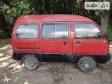 Suzuki Carry Super  Bus                                                     1987