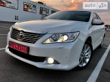 Toyota Camry LUX WHITE PEARL                                            2013