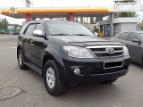 Toyota Fortuner 7MECT 2009 -                                            2008