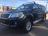 Toyota Hilux 3.0D 4WD                                            2012