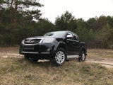 Toyota Hilux 3.0D Executive                                            2013