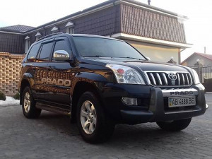 Продажа Toyota Land Cruiser Prado за $17 200, г.Киев