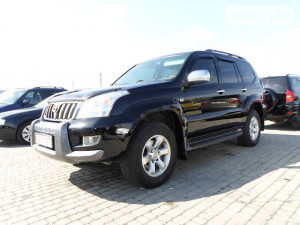 Продажа Toyota Land Cruiser Prado за $19 950, г.Черновцы
