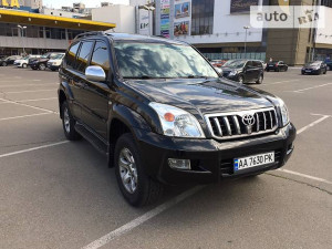 Продажа Toyota Land Cruiser Prado за $22 300, г.Киев