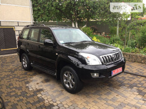 Продажа Toyota Land Cruiser Prado за $21 600, г.Киев