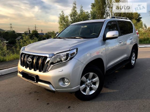Продажа Toyota Land Cruiser Prado за $44 000, г.Киев