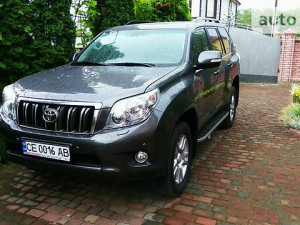 Продажа Toyota Land Cruiser Prado за $36 500, г.Киев