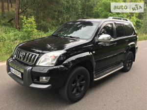 Продажа Toyota Land Cruiser Prado за $23 900, г.Киев
