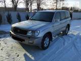 Toyota Land Cruiser 4.2D 204PS                                            2002