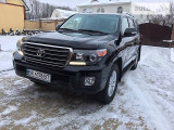 Toyota Land Cruiser BROWNSTONE                                            2014