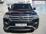 Toyota Land Cruiser 2016                                            2015