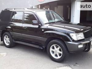 Продажа Toyota Land Cruiser за $19 800, г.Киев