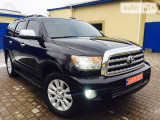 Toyota Sequoia GAZ-4х4LIMIITED-FULL                                            2009