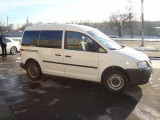 Volkswagen Caddy пасс.                               1.9 TDI                                            2007