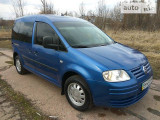 Volkswagen Caddy пасс.                               1.9 TDI  2008                                            2007