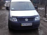 Volkswagen Caddy пасс.                                                     2009