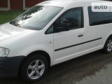 Volkswagen Caddy пасс.                               Long                                            2008