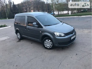 Продажа Volkswagen Caddy за $10 500, г.Миргород