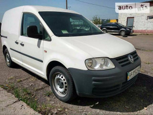 Продажа Volkswagen Caddy за $5 400, г.Киев