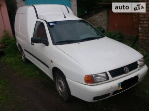 Продажа Volkswagen Caddy за $2 900, г.Луцк