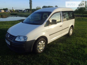Продажа Volkswagen Caddy за $6 950, г.Луцк