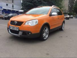 Volkswagen Cross Polo 1.4 газ бенз                                            2008
