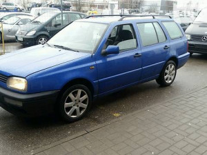 Продажа Volkswagen Golf за $1 850