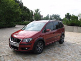 Volkswagen Touran 1.4 TSI.cross                                            2008