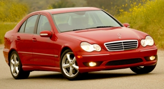 ������ �/�: ��� ������� ����������� Mercedes C-klass W203