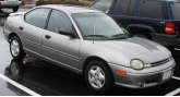 ������ �/�: ��� ������� ����������� Chrysler Neon 1993-1998