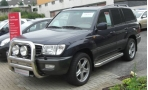 ������ �/�: ��� ������� ����������� Toyota Land Cruiser 100