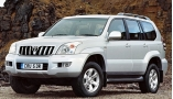 ������ �/�: ��� ������� ����������� Toyota Land Cruiser Prado 120