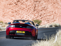 Aston Martin V12 Vantage Roadster photo